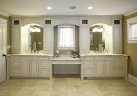 double vanity with makeup table. 97\ double vanity with makeup table