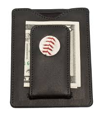 tokens icons boston red sox baseball money clip wallet london harness