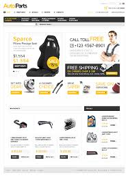 auto parts website template oscommerce auto parts template 35790