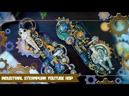 industrial steampunk you hop l