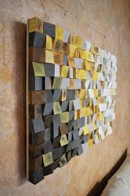 wood wall art winter is coming reclaimed wood art 3 d wall art decor wood mosaic wood sculpture abstract painting geometric wall art pinterest  on 3 dimensional wall art with wood wall art winter is coming reclaimed wood art 3 d wall art
