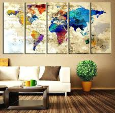 large wall canvas art extra framed prints