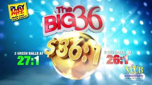 Play Whe Big 36
