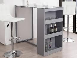 Table Bar De Cuisine Avec Rangement Obasinc Com