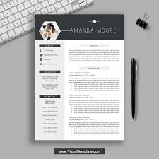 2020 Latest Cv Format 2019 2020 Pre Formatted Resume Template With Resume Icons Fonts And Editing Guide Unlimited Digital Instant Download Resume Template Fully