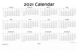 All the federal offices are closed on these holidays and federal employees are paid for the holidays. Free 2021 Yearly Calender Template Free Printable 2021 Yearly Calendar 21ytw137 Free 2020 And 2021 Calendar Printable Monthly And Yearly Our Online Calendar Creator Tool Will Help You Do That Coral Pergande
