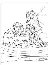 Barbie Coloring Pages Games Mafa Tangled Color And Rider From