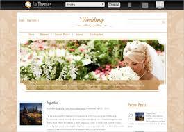 Free Wedding Website Templates Extraordinary Free Wedding Website Templates Shatterlion
