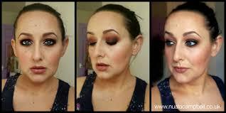 nuala cbell makeup artist make up of the day motd
