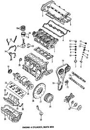 similiar mazda engine parts diagram keywords 1993 mazda miata parts discount factory oem mazda parts and