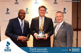 Aftermath Services Receives Better Business Bureau 2017 Torch Award