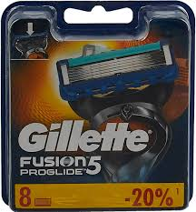 <b>Сменные кассеты Gillette Fusion5</b> ProGlide для мужской бритвы ...