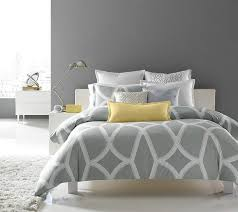 grey and yellow bedding sets