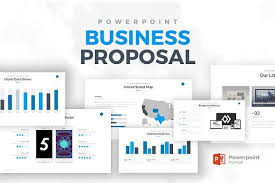 Commercial Proposal Format Cool Business Proposal PowerPoint Presentation Templates Creative Market