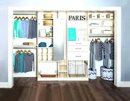 image of reach in closet design layout control closet design better homes and gardens closet