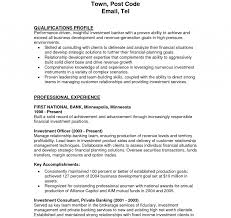 Resume Book Investmentnker Job Description Template Templates Furniture Sales 24