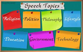 Powerful Persuasive Speech Topics For College Students