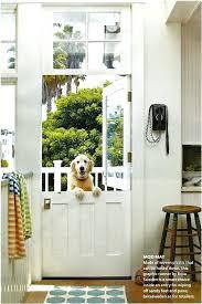 glass dutch door budget friendly mini makeovers glass paned dutch door glass dutch door