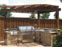 Below you will find helpful information about our outdoor kitchens services  in Texas. Feel free to contact us with any questions.