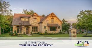 Houses For Sale With Rental Property Cash For Homes Kansas Is Is Time To Sell Your Rental Property