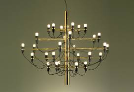 gino sarfatti lighting
