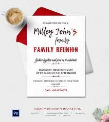 free reunion invitation templates free family reunion flyer template 27 of black family reunion