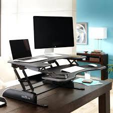 modern stand up desk um size of desk astonishing u shaped black metal stand up desk modern stand up desk