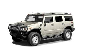 2005 HUMMER H2 SUV Base 4dr All-wheel Drive Specs and Prices