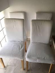 Esszimmer Stühle 4 Stück Henriksdal Von Ikea