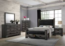 gray bedroom set. joplin packages from 2 050 32 we pay your tax. raven bedroom set gray
