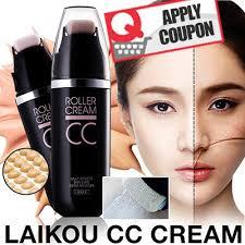 laikou cc cream makeup concealer powder foundation small roller sponge puff bb 2