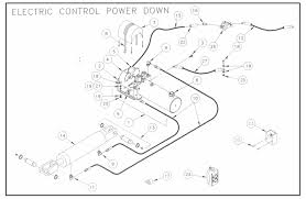 thieman liftgate wiring diagram wiring diagram libraries thieman liftgate wiring diagram wiring librarytwl125 16 20 pump assembly electric control power down