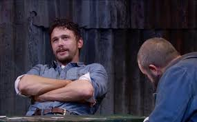 watch james franco and chris o dowd in an exclusive clip from of watch james franco and chris o dowd in an exclusive clip from of mice and men