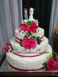 Diy Wedding Cake Prewedding Story