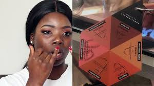 rihanna fenty beauty my first impressions full face review for dark skin msdebdeb