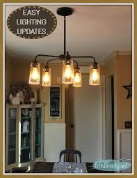 Vintage style kitchen lighting Bathroom Artisbeautyvintagestylekitchenlightingupdatebuhbyebooblight Pinterest Vintage Style Kitchen Lighting Update Buh Bye Boob Light