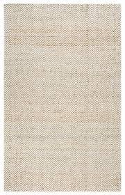 ellington soft wool rectangular area rug 3 x 5 natural off white chevron solid