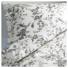 ikea alvine kvist duvet cover and pillowcase s full queen double queen extra soft and durable quality since the bedlinen is densely woven from fine