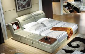 modern bedroom furniture with genuine leather china bedroom furniture china bedroom furniture