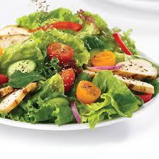 grilled chicken salad. Fine Chicken Grilled Chicken Salad With Balsamic Honey Vinaigrette In