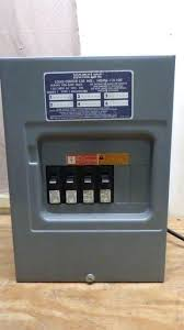 square d load center load center w 4 breakers brand new free qo load center wiring diagram at Square D Load Center Wiring Diagram