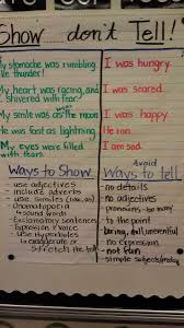 best ideas about descriptive writing activities showing not telling is an important skill for students to develop in order to make their writing more descriptive and intriguing
