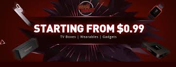 Geekbuying Black Friday: TV Boxes with Android 9.0 Sale (Promo)