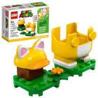 Lego Super Mario Cat Mario Power-Up Pack 71372 Toy Building Kit (11 Pieces)