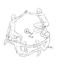 トレス可環状構図集 10 ポーズ集 構図 イラストデッサンスケッチ
