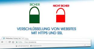 Jb Websites Websites Mit Https Und Ssl Verschlüsseln Was Sie Beachten Müssen