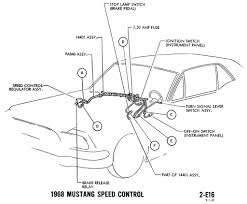 1968 mustang wiring diagrams and vacuum schematics average joe 1968 mustang wiring diagram speed control 2