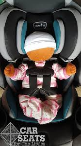 a convertible car seat for a newborn