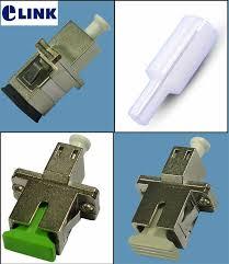 fiber <b>SC adapter duplex SM</b> MM APC OM3 OM4 OM5 blue green ...