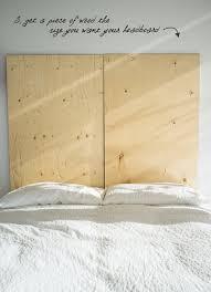 ... Simple How To Make A Headboard DIY Book Headboard Design Every Day ...